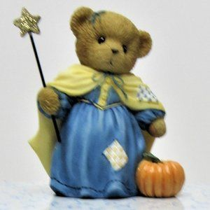 Cherished Teddies Fairy Godmother 4005844